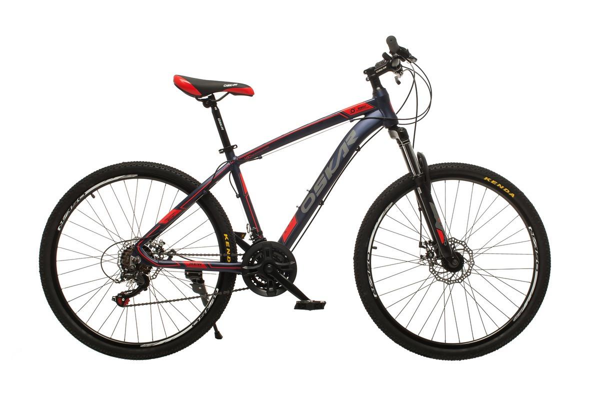 "Фото Велосипед Oskar 26""M119 синий (26-m119-bl) с официального сайта OSKAR™"