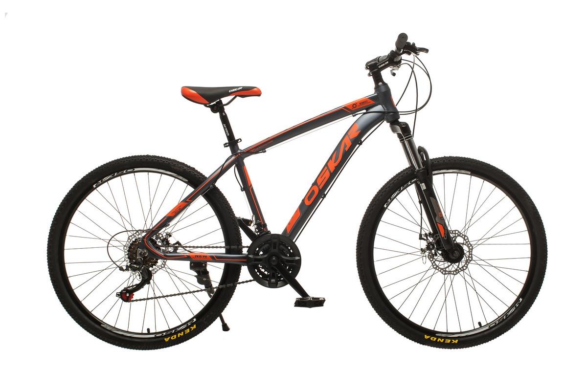 """Фото Велосипед Oskar 26""""M119 серый (26-m119-gr) с официального сайта OSKAR™"""