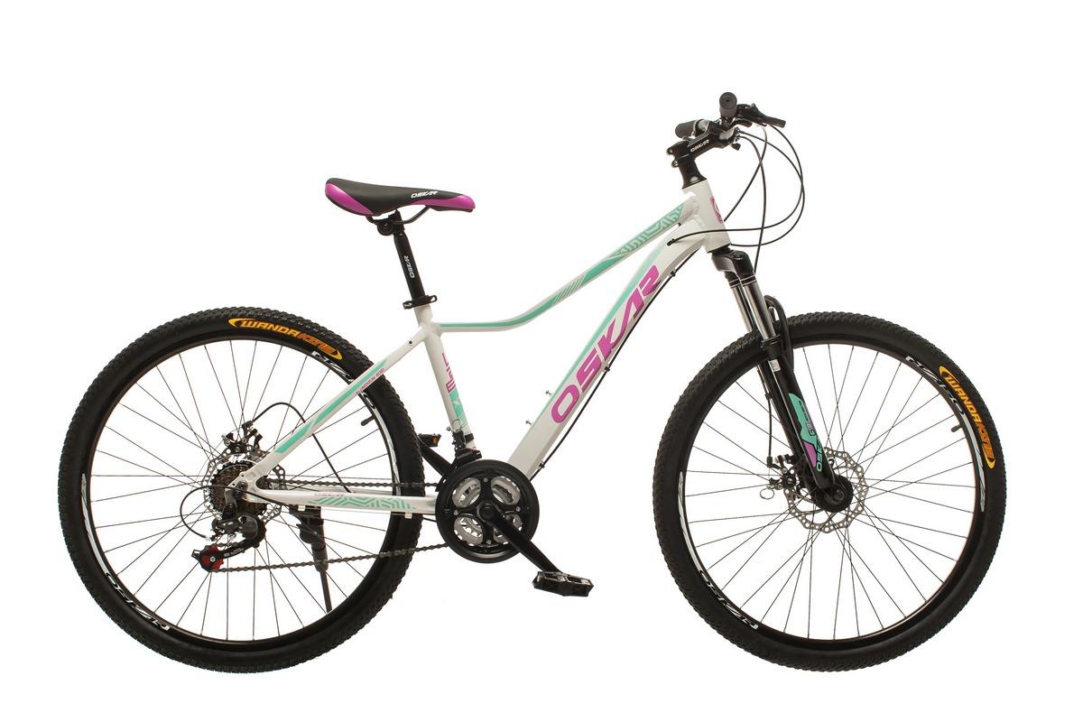 """Фото Велосипед Oskar 26""""Lady New белый (26-m122-wt) с официального сайта OSKAR™"""