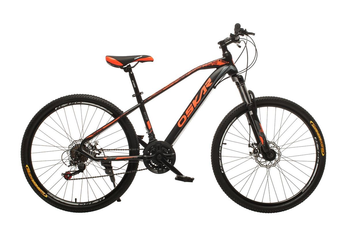 """Фото Велосипед Oskar 26""""M115 черный (26-m115-bk) с официального сайта OSKAR™"""