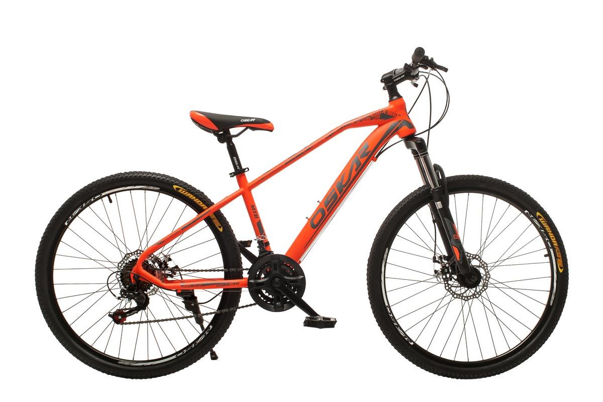 """Фото Велосипед Oskar 26""""M115 оранжевый (26-m115-or) с официального сайта OSKAR™"""