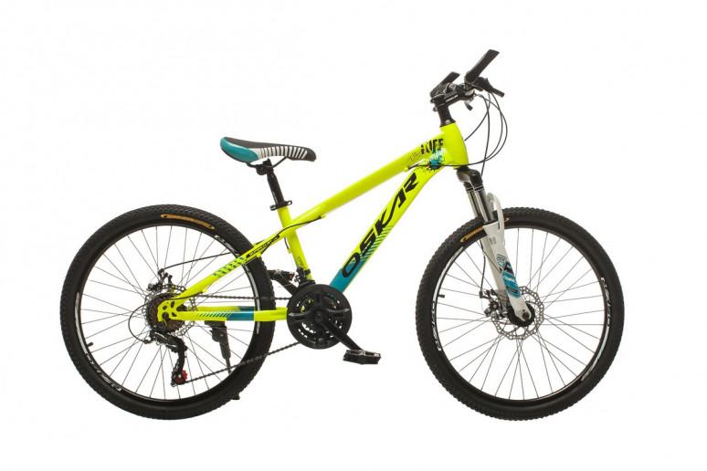 """Велосипед Oskar24""""M16021 желтый (24-m16021-ye)"""