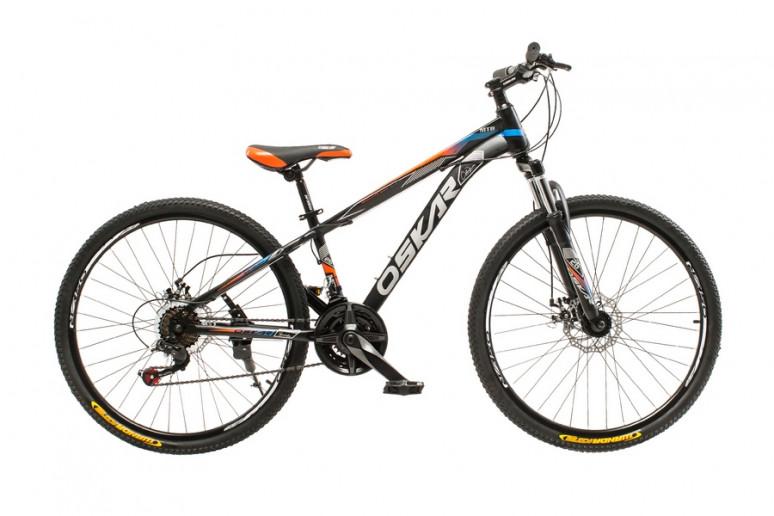 """Велосипед Oskar 26""""M129 черный (26-m129-bk)"""