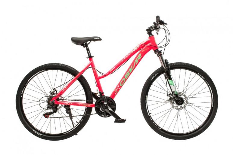 """Велосипед Oskar 27,5"""" SCARP розовый (27.5-1851-pk)"""