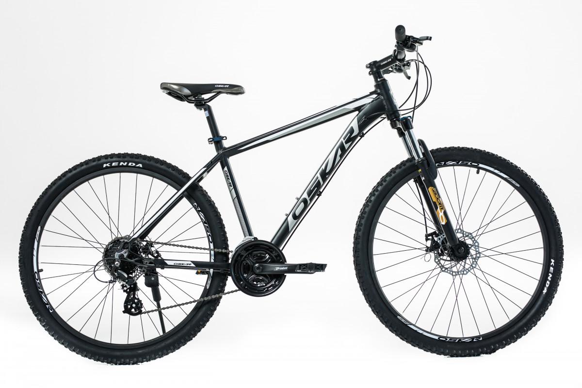 """Фото Велосипед Oskar 27,5""""AIM черный (27,5-aim-bk) с официального сайта OSKAR™"""