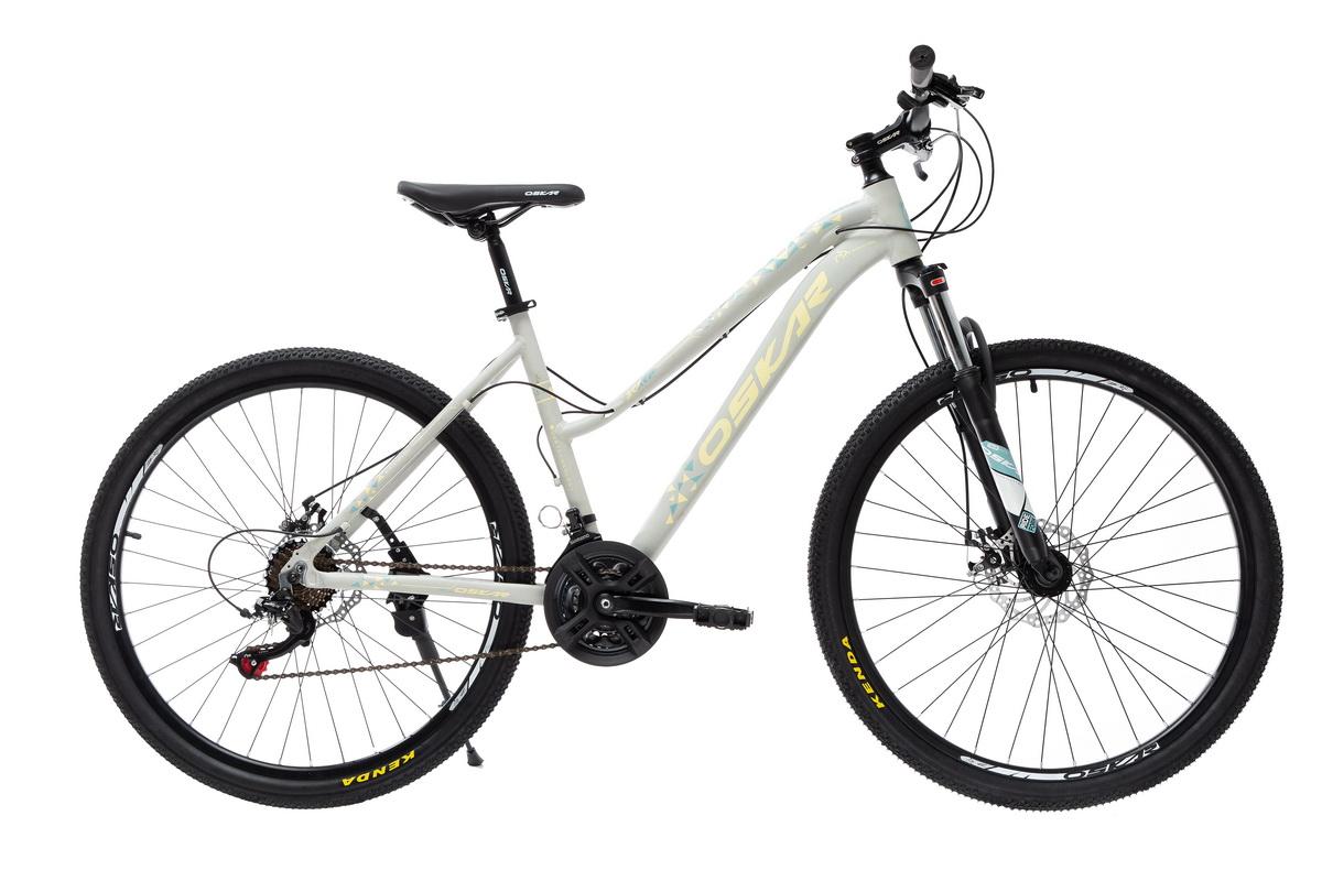 """Фото Велосипед Oskar 27,5"""" SCARP белый (27,5-1851-wt) с официального сайта OSKAR™"""