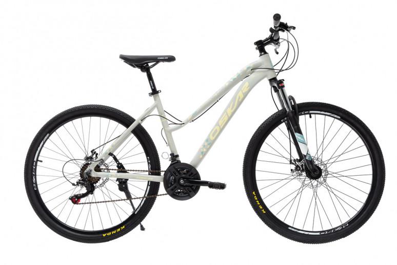 """Велосипед Oskar 27,5"""" SCARP белый (27,5-1851-wt)"""